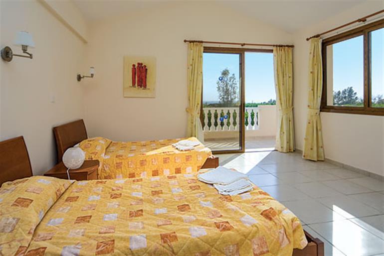 Bedroom in Alkisti, Coral Bay