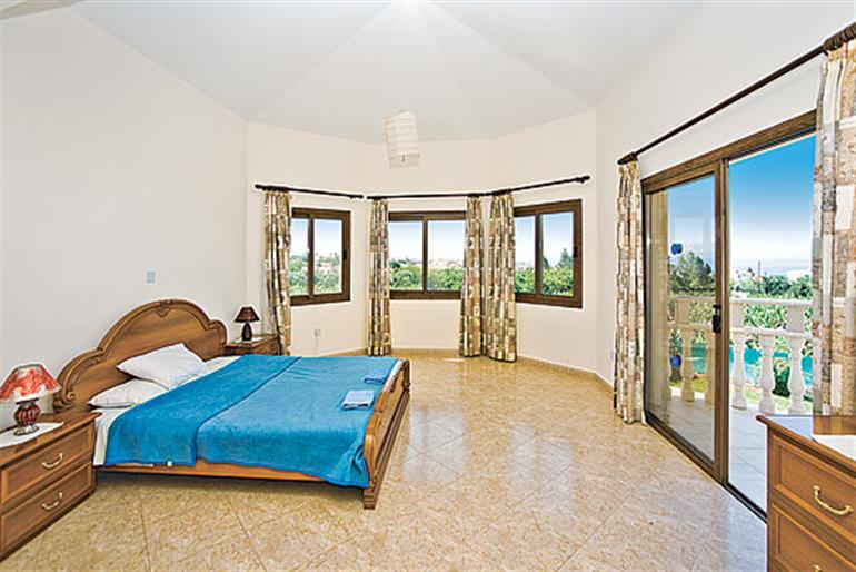 Bedroom in Andria, Coral Bay