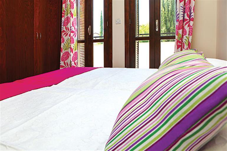 Bedroom in Apartment Helios Heights DA12, Aphrodite Hills