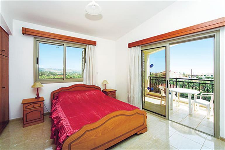 Bedroom in Belinda II, Coral Bay
