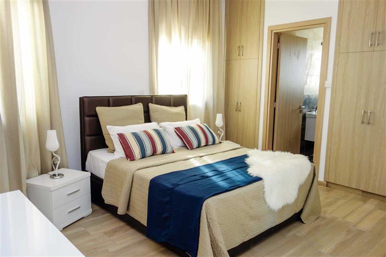 Bedroom in Deborah's Villa, Argaka