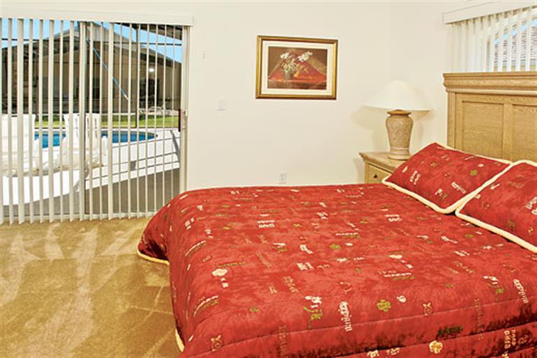 Bedroom in Disney Area Executive Villas ASV4PP, Disney Area and Kissimmee Orlando - Florida