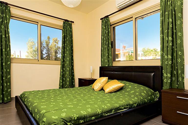 Bedroom in Golden Coralia III, Coral Bay