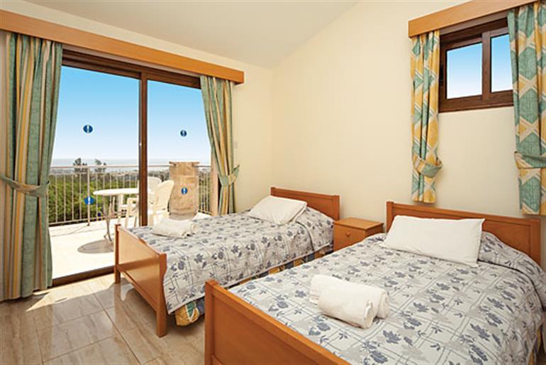 Bedroom in Hestia, Coral Bay