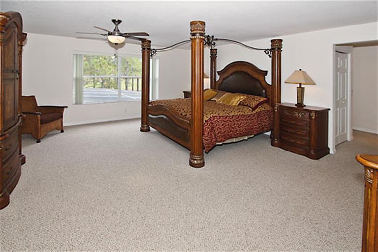 Bedroom in Ocean Forest Executive, Highlands Reserve Orlando - Florida