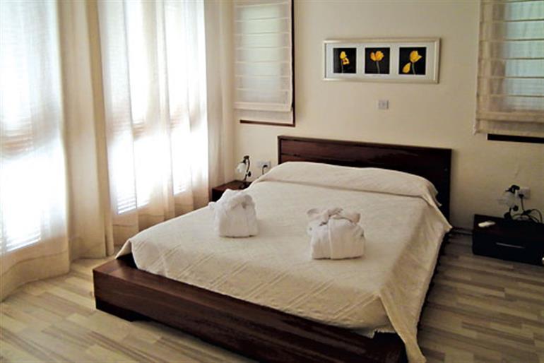 Bedroom in Theseus Village TA02, Aphrodite Hills