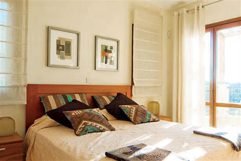 Bedroom in Theseus Village TF01, Aphrodite Hills