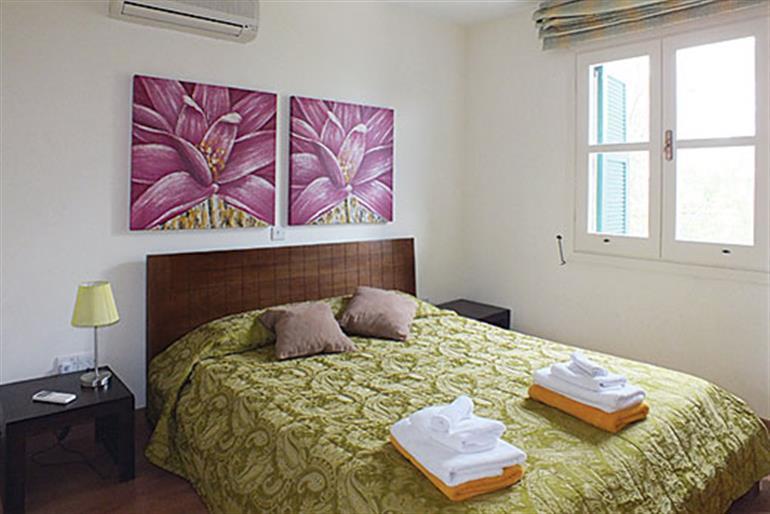 Bedroom in Townhouse Adonis Village DOO2, Aphrodite Hills