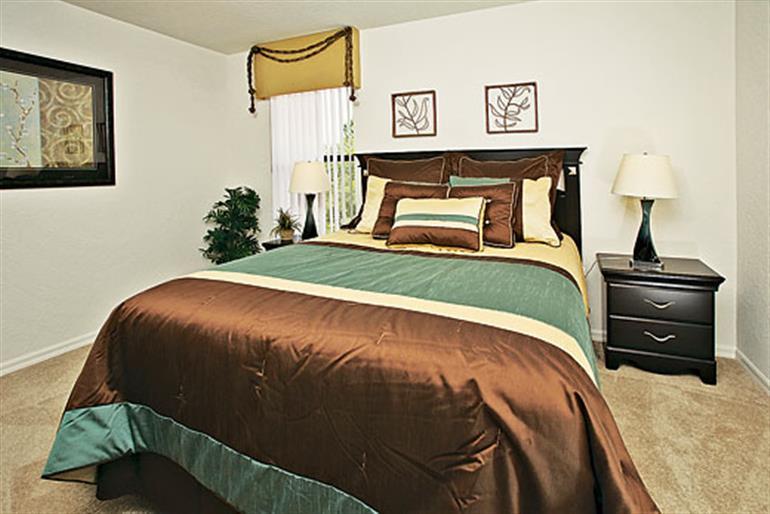 Bedroom in Tuscany Executive V4PP, Tuscany Orlando Orlando - Florida