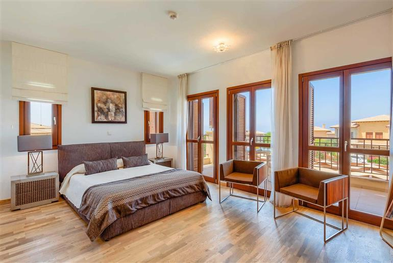 Bedroom in Villa Alexander Heights Elite AJ06, Aphrodite Hills
