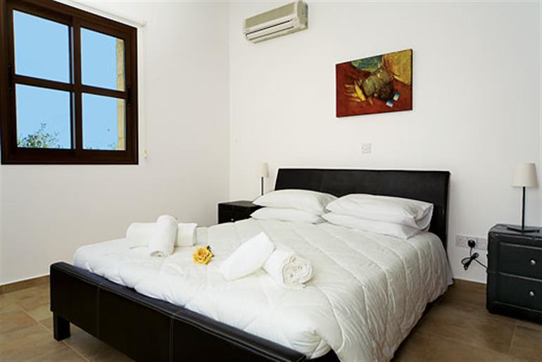 Bedroom in Villa Anthia, Coral Bay