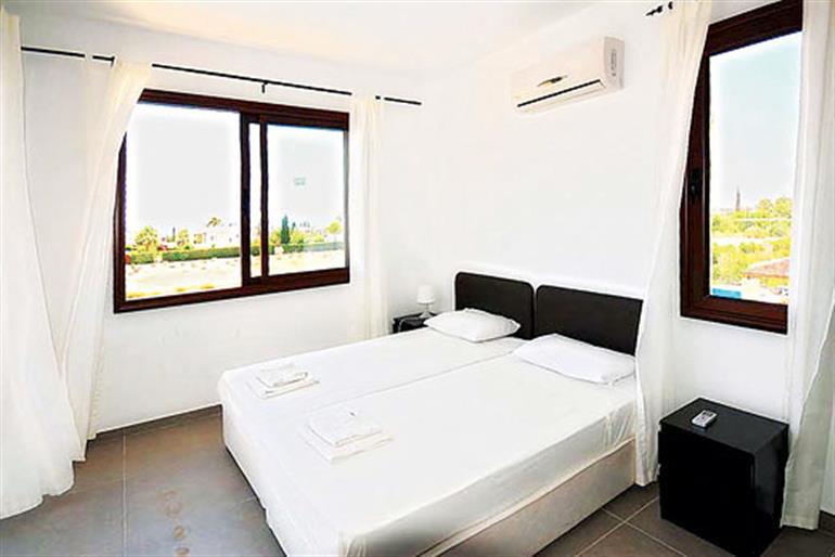 Bedroom in Villa Chriso, Coral Bay