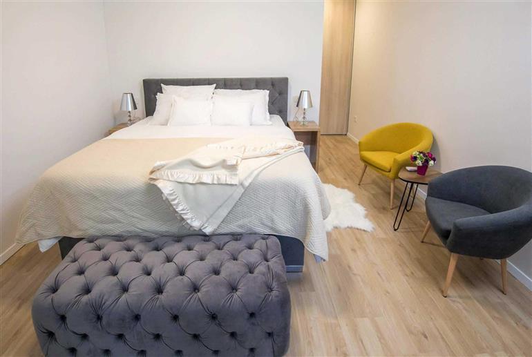 Bedroom in Villa Deluxe, Dubrovnik