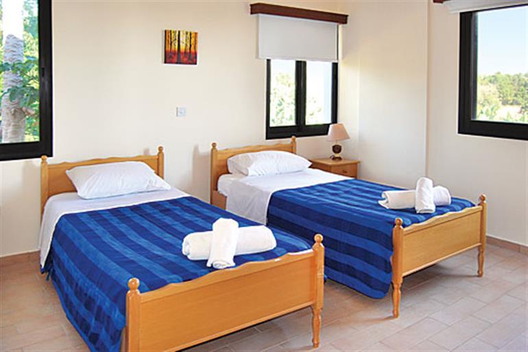 Bedroom in Villa Evdoxia, St George, Cyprus