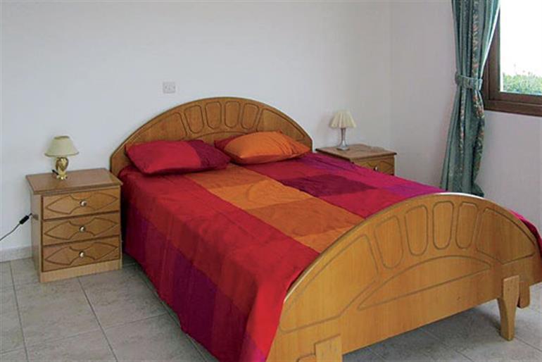 Bedroom in Villa Kelly, Coral Bay, Cyprus