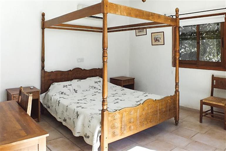 Bedroom in Villa Lavender, Coral Bay