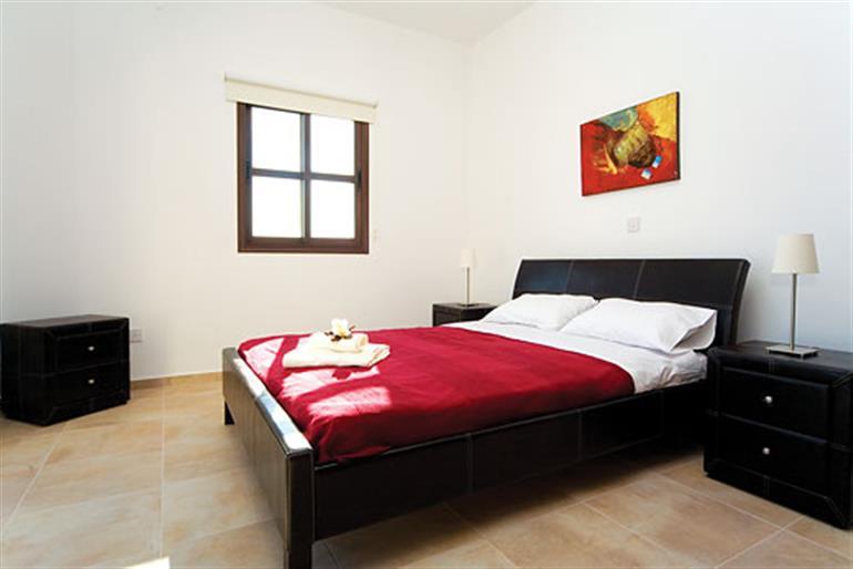 Bedroom in Villa Michael, Coral Bay