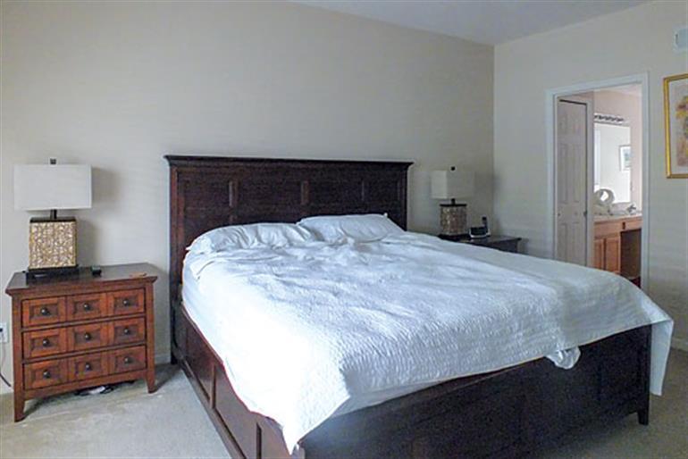 Bedroom in Villa Oxford House Executive, Orlando - Florida