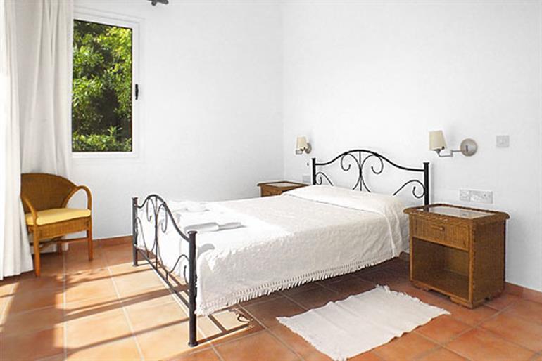 Bedroom in Villa Panthea, Coral Bay
