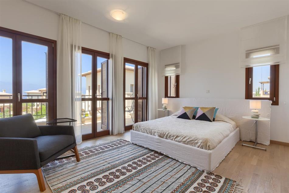Bedroom in Villa Par, Cyprus