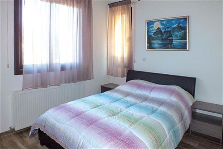 Bedroom in Villa Pomos View, Pomos