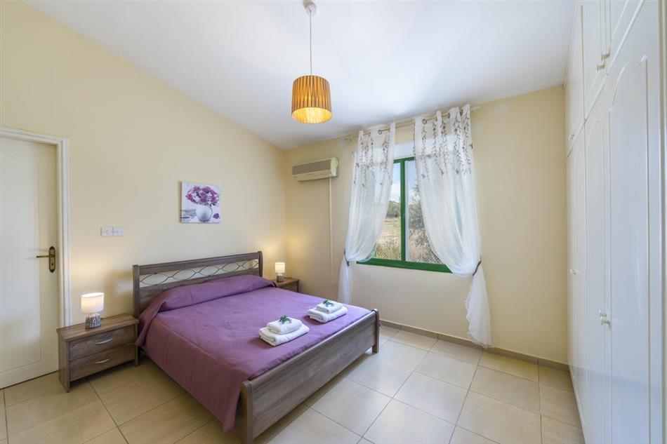 Bedroom in Villa Roderigo, Cyprus