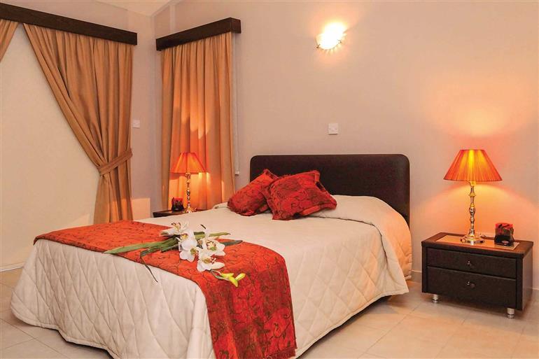 Bedroom in Villa Uranus, Pissouri, Cyprus