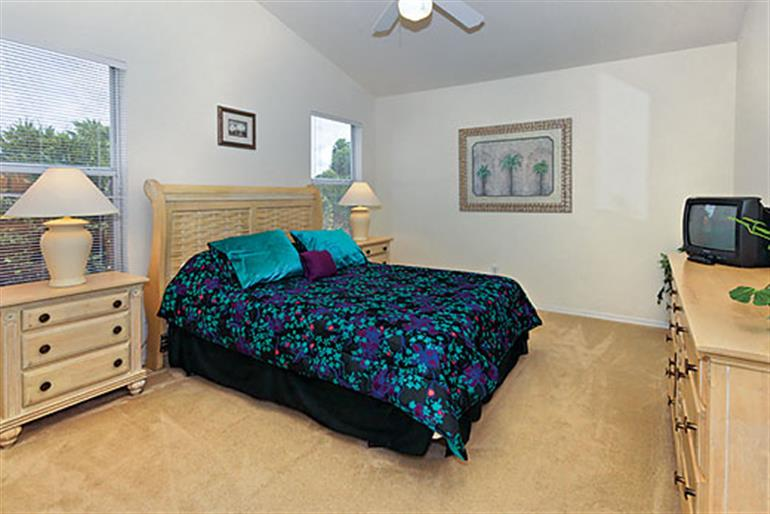 Bedroom in Villa Windsor Executive, Westhaven Disney Area and Kissimmee