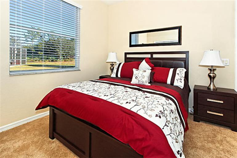 Bedroom in Villa Woosnam Executive, Highlands Reserve Disney Area and Kissimmee