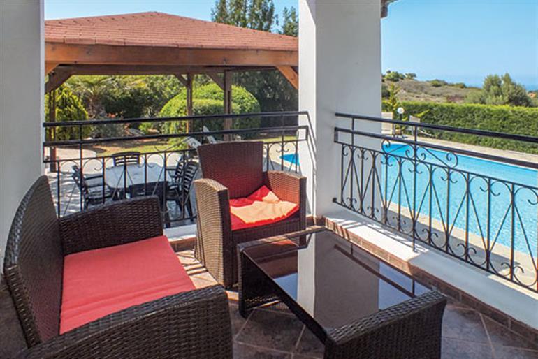 Dining room at Niovella, Resorts in Cyprus