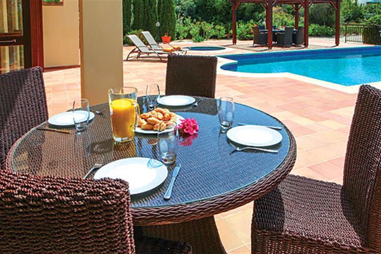 Dining room at Villa Aphrodite Hills Superior 408, Aphrodite Hills