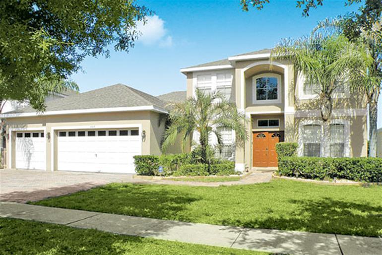 Garden at Belfry Executive Plus, Highlands Reserve Orlando - Florida