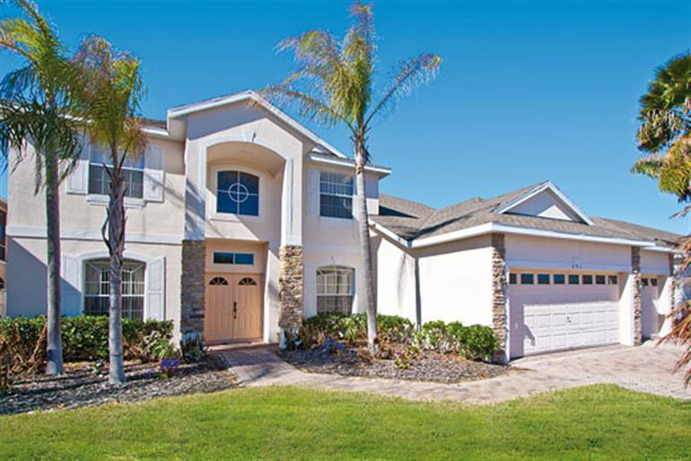 Garden at Pebble Beach Executive Plus, Highlands Reserve Orlando - Florida