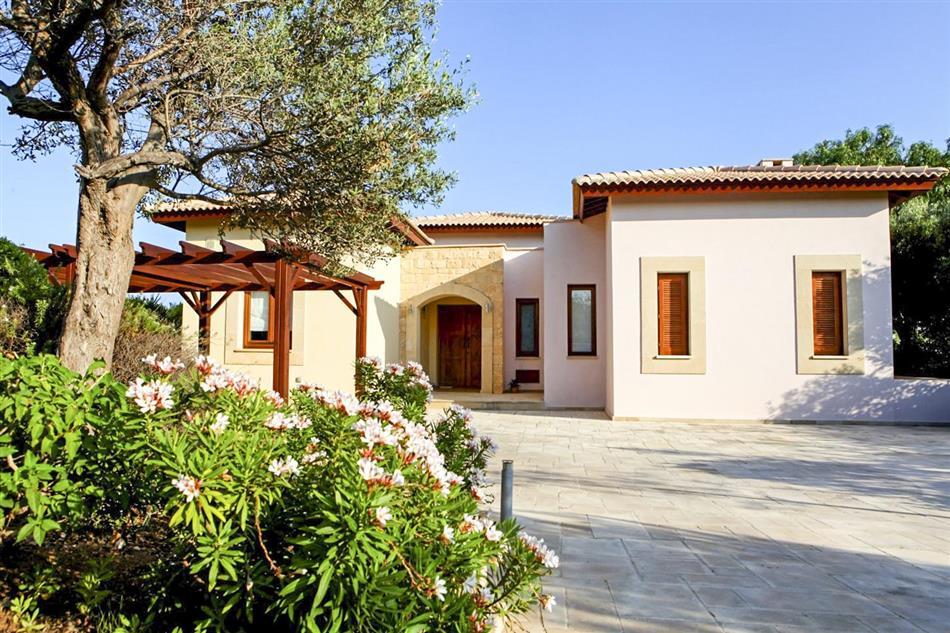 Garden at Villa Cosima, Cyprus