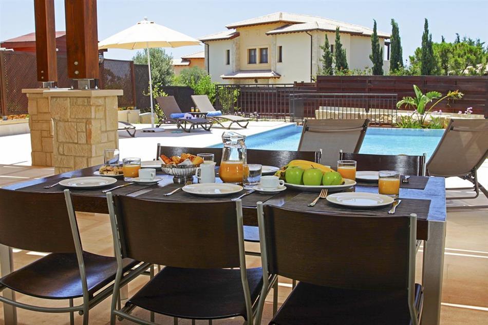 Garden at Villa Kyrenia, Cyprus