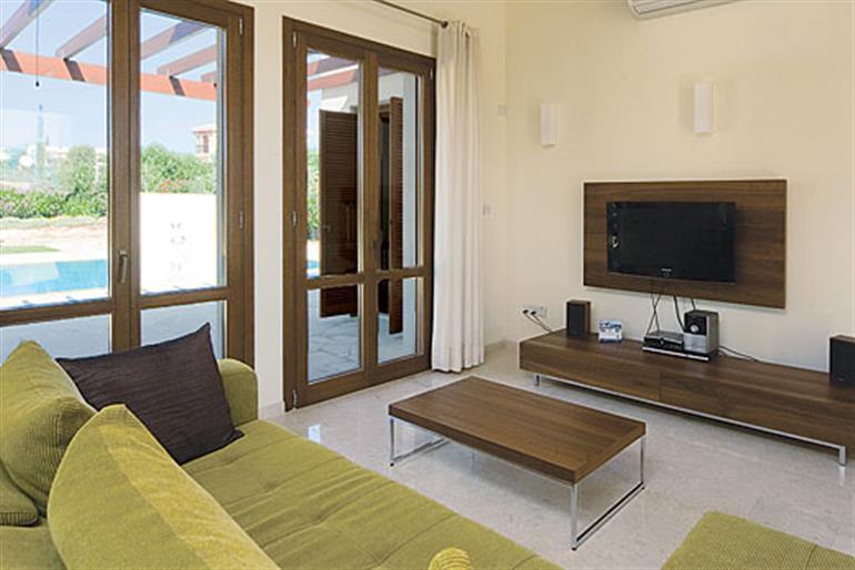 Living room in Aphrodite Hills Superior 380, Aphrodite Hills
