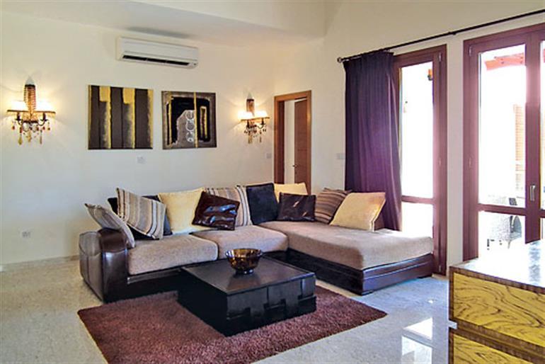 Living room in Aphrodite Hills Superior 382, Aphrodite Hills