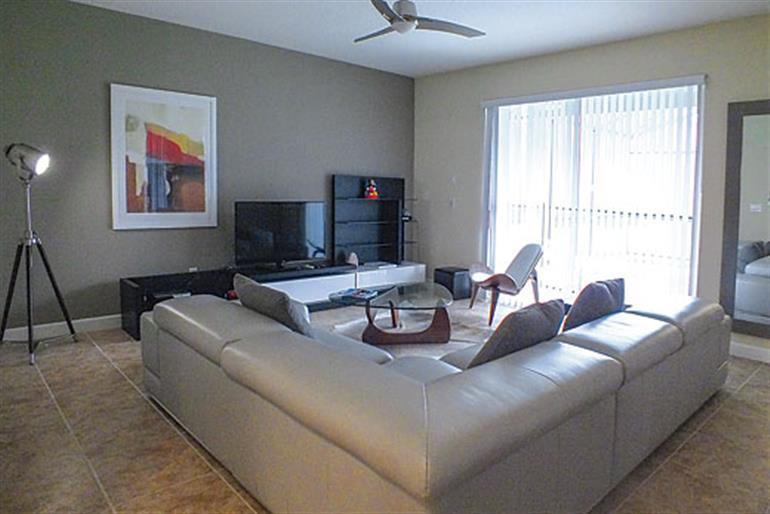 Living room in Townhouse Paradise Palms Executive Plus IV, Paradise Palms