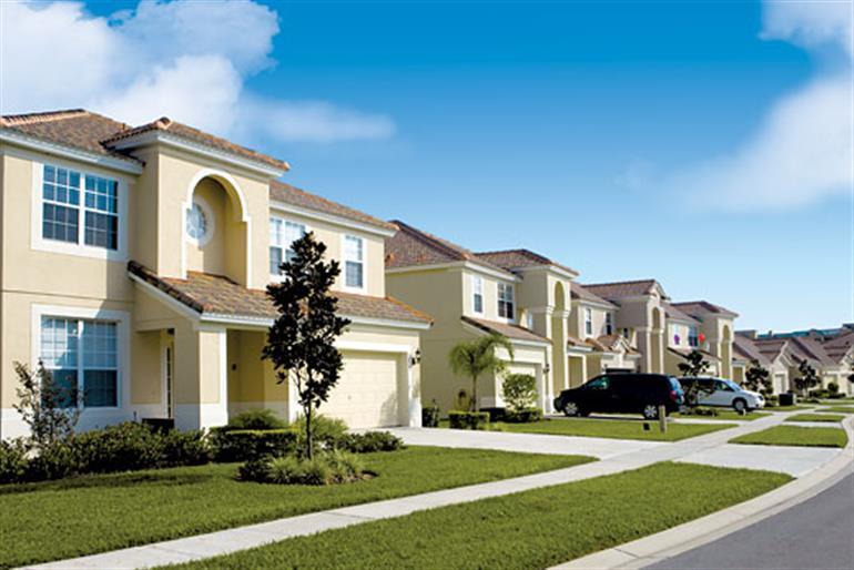 Outside Villa Windsor Hills Executive Plus V, Windsor Hills Resort Disney Area