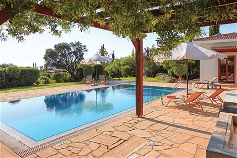 Swimming pool at Aphrodite Hills Superior 242, Aphrodite Hills