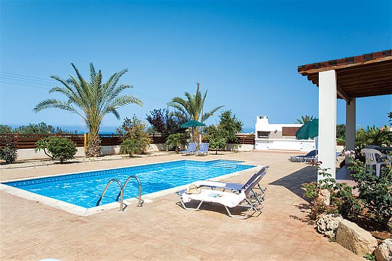 Swimming pool at Athina, Coral Bay