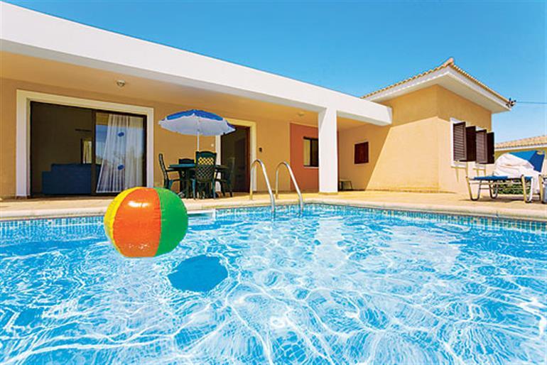 Swimming pool at Olivia, Coral Bay