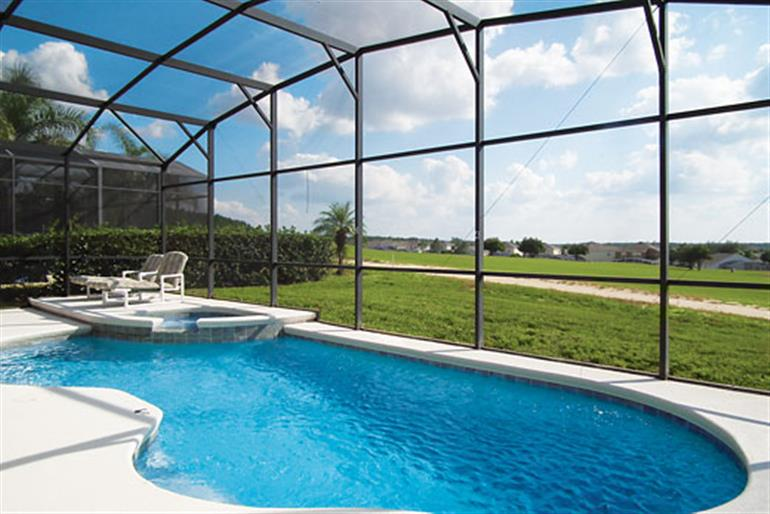 Swimming pool at Royal Adelaide Executive, Highlands Reserve Orlando - Florida