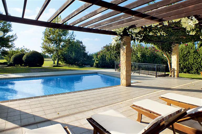 Swimming pool at Villa Aphrodite Hills Superior 65, Aphrodite Hills
