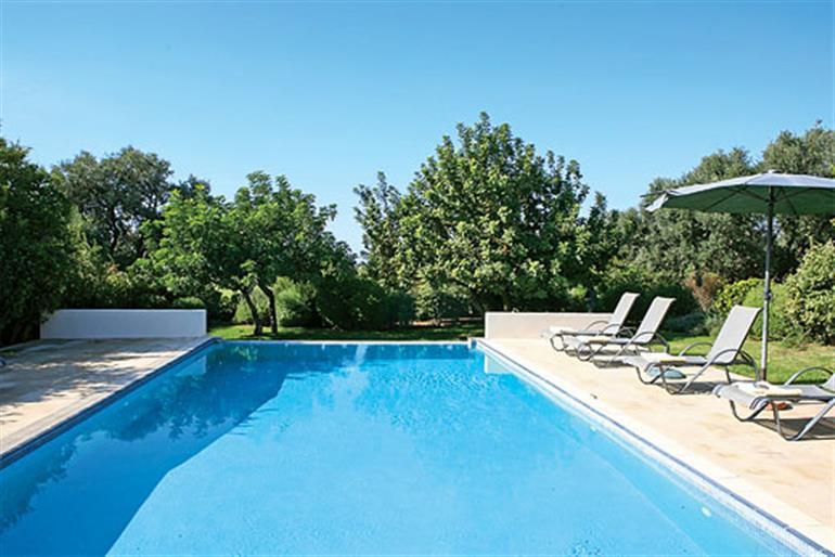 Swimming pool at Villa Aphrodite Hills Superior 66, Aphrodite Hills