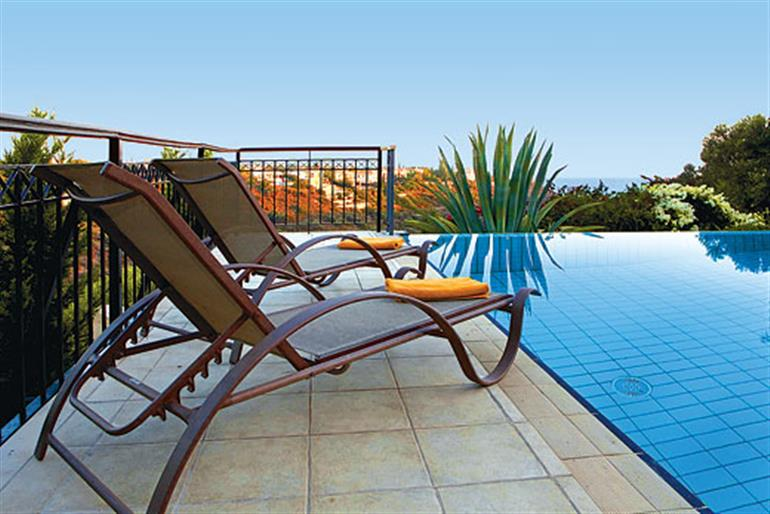 Swimming pool at Villa Aphrodite Hills Superior 95, Aphrodite Hills