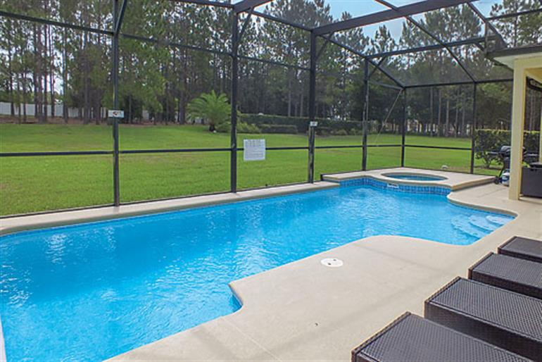 Swimming pool at Villa Sand Hill Executive, Highlands Reserve Disney Area and Kissimmee