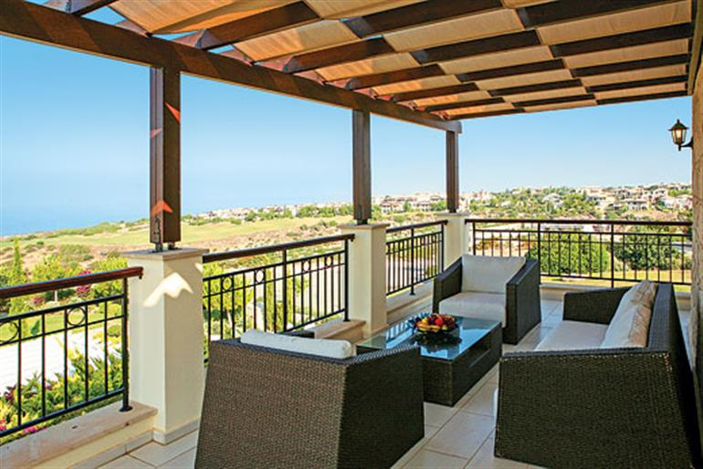 Views from Villa Aphrodite Hills Superior 336